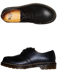 doc martens womens boots sale dr martens shoes gents 1461 3 eye shoe black footwear ebay