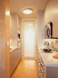 Open Galley Kitchen Ideas by Kitchen Cabinets Tan Brown Granite Countertop White Cabinets