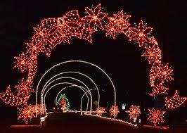 christmas light displays in virginia newport news park has the biggest christmas light show in virginia