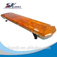 warning light bar amber led low profile lightbar amber warning light bar police car lbut