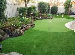 Backyard Putting Green Installation by Best 10 Golf Man Cave Ideas On Pinterest Golf Tyler Used Golf