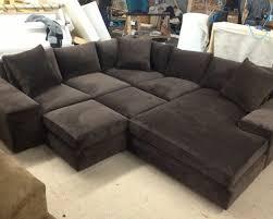 custom sectional sofas custom sectional sofa bonners furniture