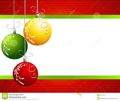 simple christmas background clipart collection