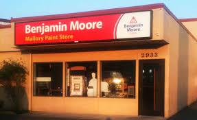 benjamin moore stores new store sammamish mallory paint store