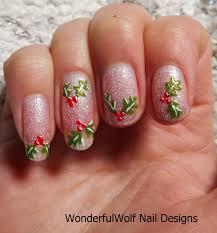 christmas nail designs u2013 wonderfulwolf