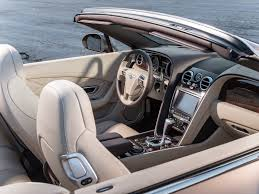 bentley inside roof bentley continental gt speed convertible 2014 pictures
