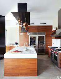 kitchen island with hanging pot rack kitchen island with hanging pot rack white granite countertop