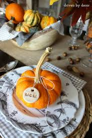my thanksgiving table a favorite recipe driven by decor