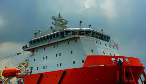 urgent camp boss for offshore accommodation vessel