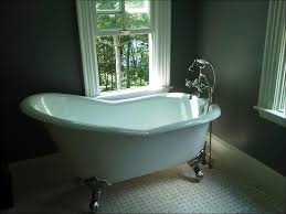 bathroom fabulous free standing bathtubs copper freestanding