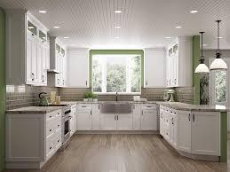smart idea white kitchen cabinets contemporary decoration white