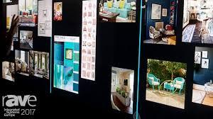 Home Design Software Europe Ise 2017 Prysm U0027s Cmo Paige O U0027neill Demos Its Visual Workplace