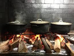 cuisine au bois cuisine créole au feu de bois picture of la bonne marmite la