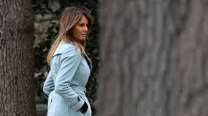 melania trump to attend barbara bush s funeral thehill