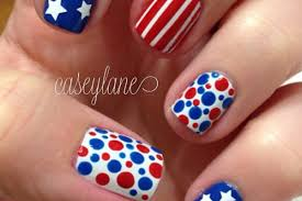 ideas for 4th of july nails that will stand out
