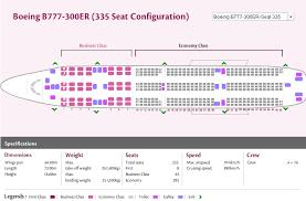 boeing 777 300er sieges qatar airways airlines boeing 777 300er aircraft seating chart