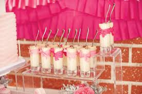 baby girl baby shower ideas dessert for baby shower z co