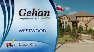 westwood league city tx gehan homes