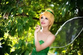 tinkerbell cosplay collection geektyrant clip art