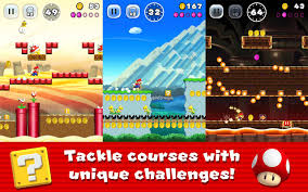 super mario run android apps on google play