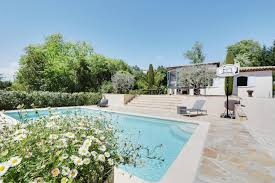 chambre style cagne villa house with a pool near paul de vence cagnes sur mer