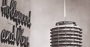 the record company headquarters that revived 1950s hollywood with