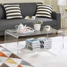 Acrylic Cocktail Table Best 25 Acrylic Coffee Tables Ideas On Pinterest Acrylic Table