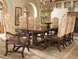 old world dining room tables old world dining room tables