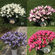 compare prices on hydrangeas silk flowers online shopping buy low