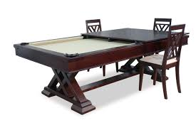 convertible dining room table pool dining room table combo createfullcircle com