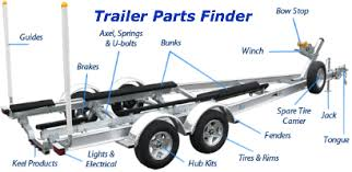 boat trailer guides with lights boat trailer repair services
