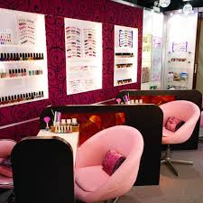 interior designs of nail shop jessie ting singapore lifestyle