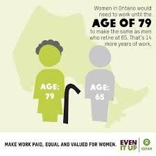 79 years old women in ontario would need to work until th u2026 flickr