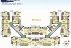 705 sq ft 1 bhk 1t apartment for sale in rutu riverside estate