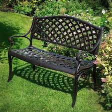 Wrought Iron Benches For Sale Unique Outdoor Metal Benches Metal Patio Garden Benches Ebay Metal