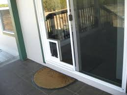Patio Door With Pet Door Built In Idea Patio Door With Pet Door Built In For 34 Patio Door With