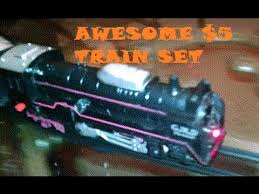 trains for battery operated set 5