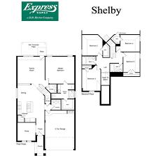 Dr Horton Home Floor Plans Shelby Remington Park Ponder Texas D R Horton