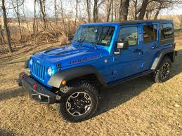 rubicon jeep blue jeep wrangler jk models and special editions through the years