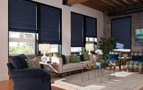 Flat Roman Shades - roman shades comfortex window coverings