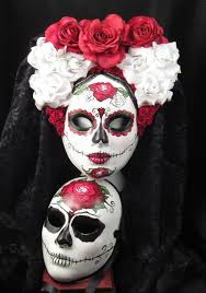 day of the dead wedding day of the dead wedding masks by effigymasks on deviantart