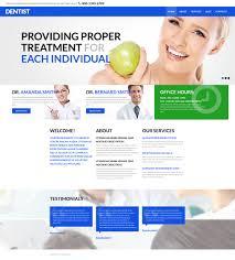 dental health and care joomla template 51958
