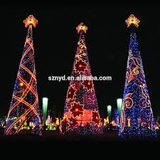 Christmas Yard Decorations by Outdoor Christmas Tree Decorations Decorating Ideas