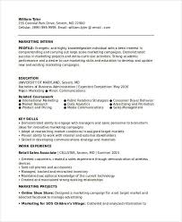 student resume sles skills and abilities marketing resume exles 47 free word pdf documents download