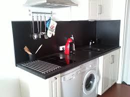cuisine avec machine à laver chambre machine a laver cuisine location appartement particulier