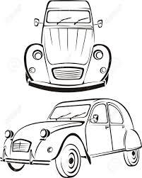 vintage cars drawings line drawings of cars turcolea com