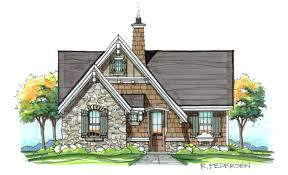 cottage style house great 27 bungalow style house plans