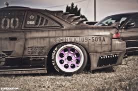 custom nissan 240sx s13 import car tuning drifting teamgeko nissan silvia military