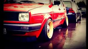 volkswagen golf stance vw golf mk2 stance youtube