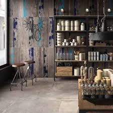 Rustic Wood Interior Walls Wood Look Tile 17 Distressed Rustic Modern Ideas